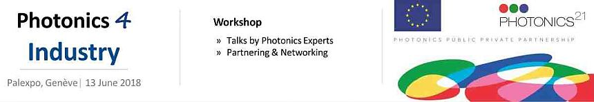 Photonics4 Industry workshop logo