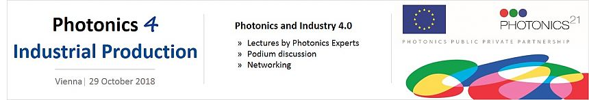 Event logo Photonics4 Industrial Production